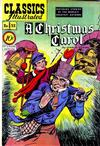 Cover for Classics Illustrated (Gilberton, 1947 series) #53 [O] - A Christmas Carol
