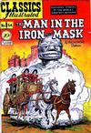 Cover for Classics Illustrated (Gilberton, 1947 series) #54 [O] - The Man in the Iron Mask
