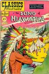 Cover for Classics Illustrated (Gilberton, 1947 series) #57 [O] - The Song of Hiawatha