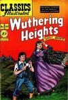 Cover for Classics Illustrated (Gilberton, 1947 series) #59 [O] - Wuthering Heights