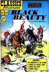Cover for Classics Illustrated (Gilberton, 1947 series) #60 [O] - Black Beauty