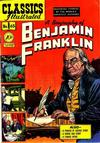 Cover for Classics Illustrated (Gilberton, 1947 series) #65 [O] - Benjamin Franklin