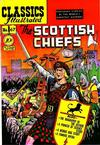 Cover for Classics Illustrated (Gilberton, 1947 series) #67 [O] - The Scottish Chiefs