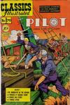 Cover for Classics Illustrated (Gilberton, 1947 series) #70 [O] - The Pilot
