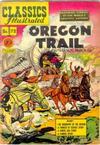 Cover for Classics Illustrated (Gilberton, 1947 series) #72 [O] - The Oregon Trail