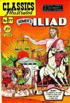 Cover for Classics Illustrated (Gilberton, 1947 series) #77 [O] - Iliad
