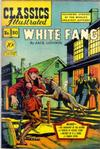 Cover for Classics Illustrated (Gilberton, 1947 series) #80 [O] - White Fang