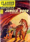 Cover for Classics Illustrated (Gilberton, 1947 series) #83 [O] - The Jungle Book