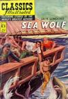 Cover for Classics Illustrated (Gilberton, 1947 series) #85 [O] - Sea Wolf