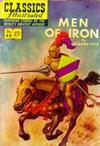 Cover for Classics Illustrated (Gilberton, 1947 series) #88 [O] - Men of Iron