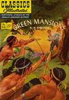 Cover for Classics Illustrated (Gilberton, 1947 series) #90 [O] - Green Mansions