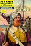 Cover for Classics Illustrated (Gilberton, 1947 series) #92 [O] - The Courtship of Miles Standish and Evangeline