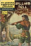 Cover for Classics Illustrated (Gilberton, 1947 series) #101 [O] - William Tell