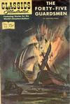 Cover Thumbnail for Classics Illustrated (1947 series) #113 [O] - The Forty-Five Guardsmen