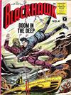 Cover for Blackhawk (Thorpe & Porter, 1956 series) #4