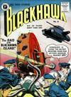 Cover for Blackhawk (Thorpe & Porter, 1956 series) #8