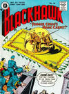 Cover for Blackhawk (Thorpe & Porter, 1956 series) #10