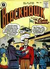 Cover for Blackhawk (Thorpe & Porter, 1956 series) #11