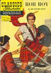 Cover for Classics Illustrated (Gilberton, 1947 series) #118 [O] - Rob Roy