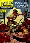Cover for Classics Illustrated (Gilberton, 1947 series) #119 [O] - Soldiers of Fortune