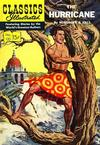 Cover for Classics Illustrated (Gilberton, 1947 series) #120 [O] - The Hurricane