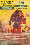 Cover for Classics Illustrated (Gilberton, 1947 series) #126 [O] - The Downfall