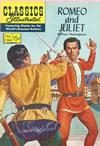 Cover Thumbnail for Classics Illustrated (1947 series) #134 [O] - Romeo and Juliet