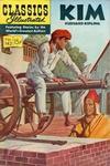 Cover for Classics Illustrated (Gilberton, 1947 series) #143 [O] - Kim