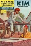 Cover for Classics Illustrated (Gilberton, 1947 series) #143 [O] - Kim