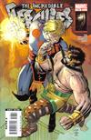 Cover for Incredible Hercules (Marvel, 2008 series) #116