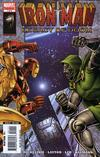 Cover for Iron Man: Legacy of Doom (Marvel, 2008 series) #1