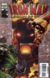 Cover for Iron Man: Legacy of Doom (Marvel, 2008 series) #2