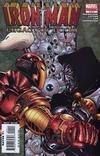 Cover for Iron Man: Legacy of Doom (Marvel, 2008 series) #4