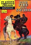 Cover Thumbnail for Classics Illustrated (1947 series) #146 [O] - With Fire and Sword
