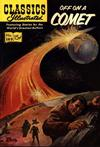 Cover Thumbnail for Classics Illustrated (1947 series) #149 [O] - Off on a Comet