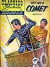Cover for Classics Illustrated (Gilberton, 1947 series) #149 [HRN 166] - Off on a Comet
