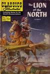 Cover Thumbnail for Classics Illustrated (1947 series) #155 [O] - The Lion of the North