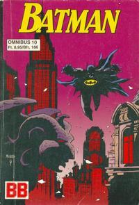 Cover Thumbnail for Batman Omnibus (Juniorpress, 1991 series) #10