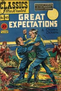 Cover Thumbnail for Classics Illustrated (Gilberton, 1947 series) #43 [O] - Great Expectations