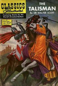 Cover Thumbnail for Classics Illustrated (Gilberton, 1947 series) #111 [O] - The Talisman
