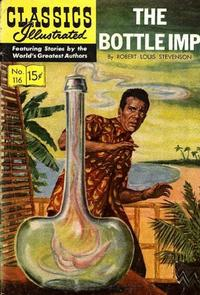 Cover Thumbnail for Classics Illustrated (Gilberton, 1947 series) #116 [O] - The Bottle Imp