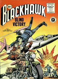 Cover Thumbnail for Blackhawk (Thorpe & Porter, 1956 series) #1