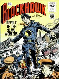 Cover Thumbnail for Blackhawk (Thorpe & Porter, 1956 series) #2