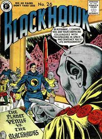 Cover Thumbnail for Blackhawk (Thorpe & Porter, 1956 series) #26