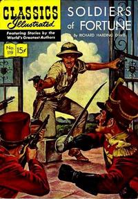 Cover Thumbnail for Classics Illustrated (Gilberton, 1947 series) #119 [O] - Soldiers of Fortune