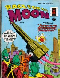 Cover Thumbnail for Race for the Moon (Thorpe & Porter, 1962 ? series) #4