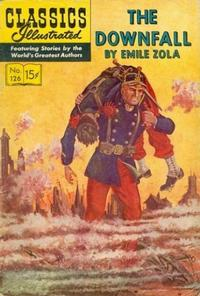 Cover Thumbnail for Classics Illustrated (Gilberton, 1947 series) #126 [O] - The Downfall