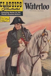 Cover Thumbnail for Classics Illustrated (Gilberton, 1947 series) #135 [O] - Waterloo