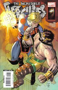 Cover Thumbnail for Incredible Hercules (Marvel, 2008 series) #116