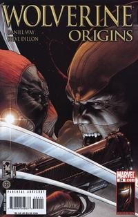 Cover Thumbnail for Wolverine: Origins (Marvel, 2006 series) #24 [Direct Edition]